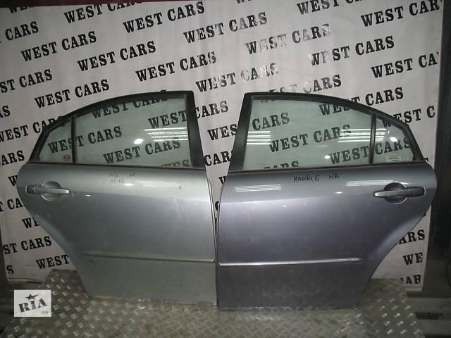 купить бу б/у Двери/багажник и компоненты Дверь задняя Легковое авто Mazda 6 Hatchback 2005 в Луцке