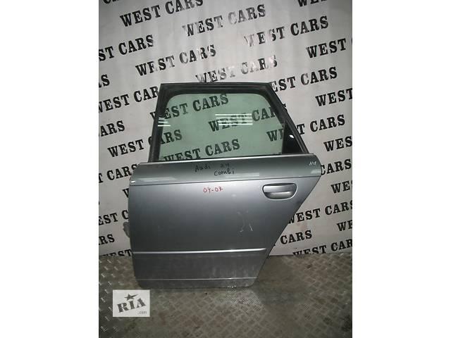 бу б/у Двери/багажник и компоненты Дверь задняя Легковой Audi A4 2005 в Луцке