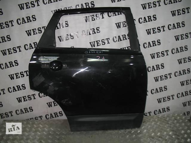б/у Двери/багажник и компоненты Дверь задняя Легковой Nissan Qashqai+2- объявление о продаже  в Луцке