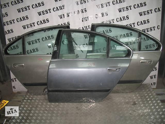 б/у Двери/багажник и компоненты Дверь задняя Легковой Peugeot 607- объявление о продаже  в Луцке