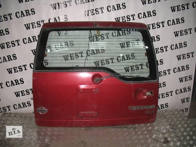 купить бу б/у Двери/багажник и компоненты Крышка багажника Легковой Nissan Terrano II 1997 в Луцке
