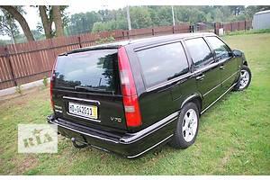 б/у Фонари задние Volvo V70
