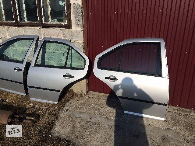 продам б/у Двери задние Левая и Правая Седан Volkswagen Bora 99-2004 бу в Львове