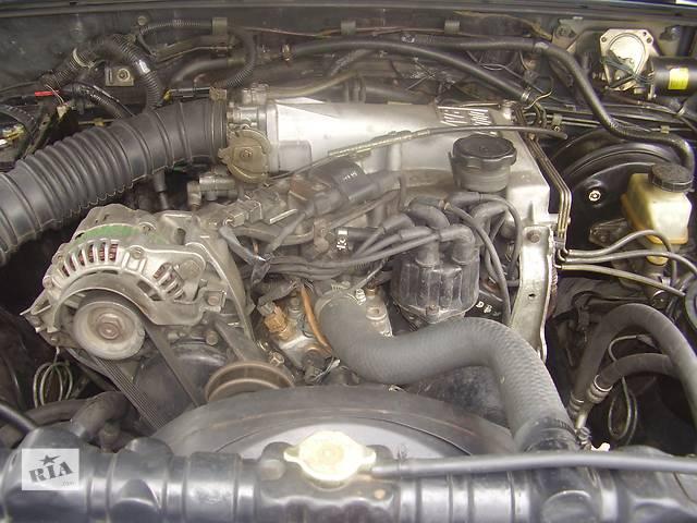 бу Б/у двигатель 3.0 BENZYN Hyundai Galloper в Владимир-Волынском