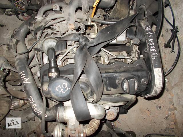 Б/у Двигатель Audi A4 1.9 tdi № AHH- объявление о продаже  в Стрые