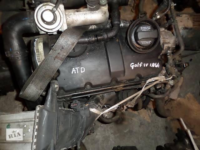 купить бу Б/у Двигатель Audi A4 1.9 tdi № ATD в Стрые