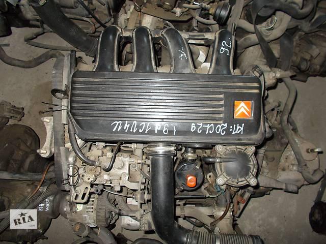 Б/у Двигатель Citroen Jumpy 1.9 d № D9B 1996-2006- объявление о продаже  в Стрые