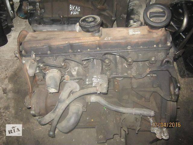 купить бу Б/у двигатель для грузовика Volkswagen LT2.4 в Ковеле