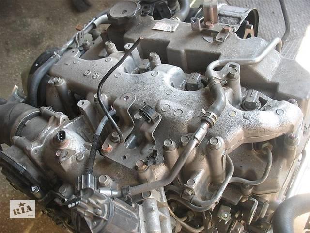 Б/у двигатель для кроссовера Mitsubishi L 200- объявление о продаже  в Ровно