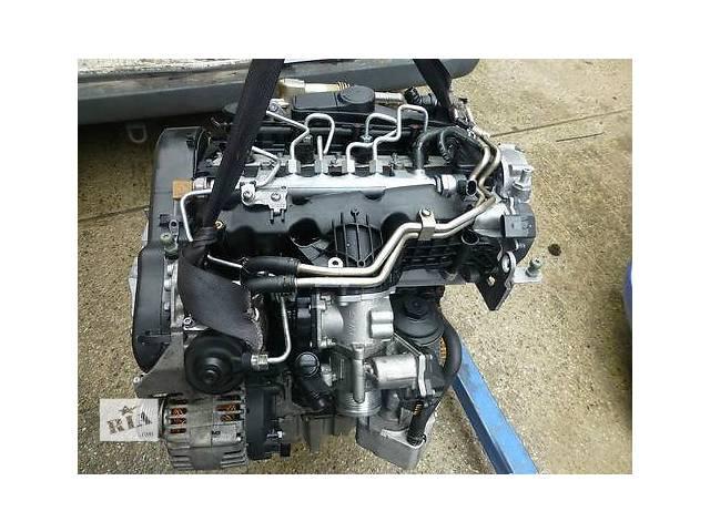 продам Б/у двигатель для легкового авто Audi A4 2.0 TDi бу в Ужгороде