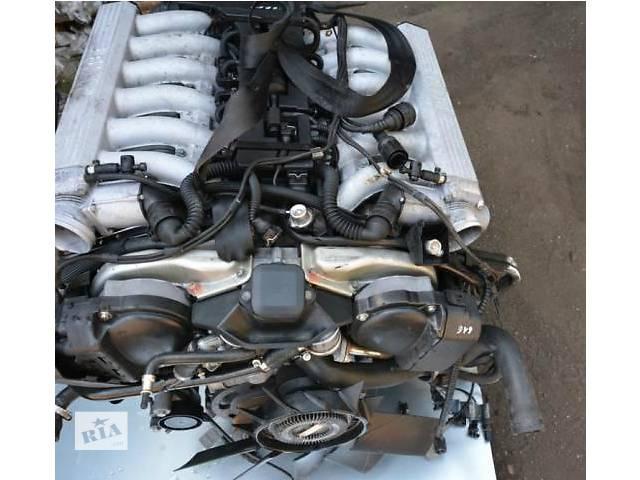продам Б/у двигатель для легкового авто BMW 7 Series E38 5.4 бу в Ужгороде
