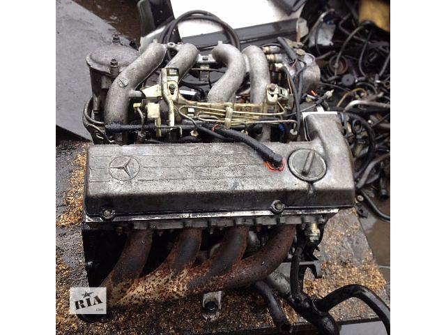 продам Б/у двигатель для легкового авто Mercedes E-Class W124 OM601 2.0 diesel бу в Житомире
