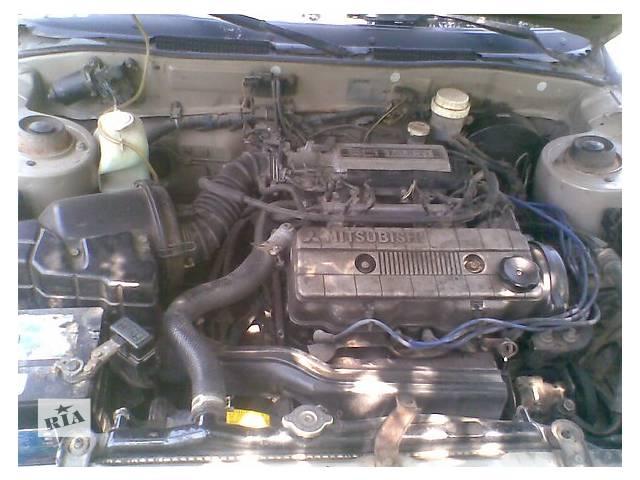 продам Б/у двигатель для легкового авто Mitsubishi Galant 2.0 бу в Ужгороде
