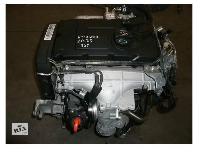 Б/у двигатель для легкового авто Mitsubishi Grandis 2.0 d- объявление о продаже  в Ужгороде