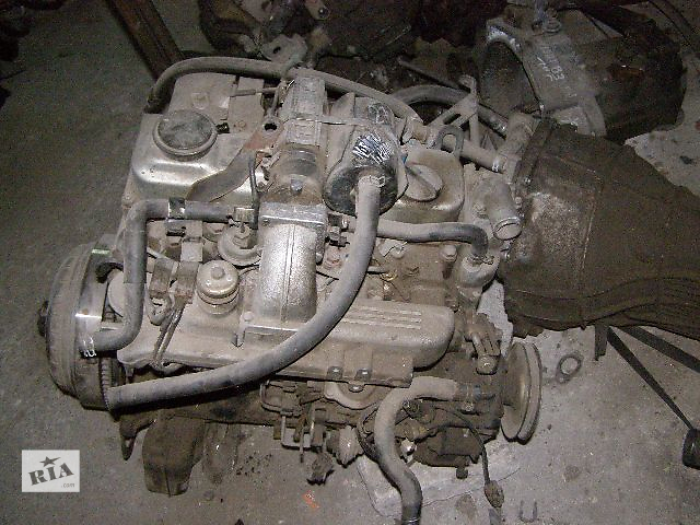 Б/у двигатель для легкового авто Nissan Terrano 2.7TD АКПП- объявление о продаже  в Таврийске