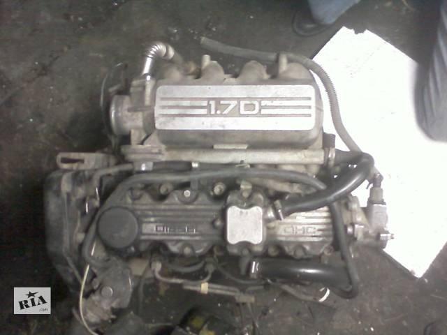 бу Б/у двигатель для легкового авто Opel Vectra A1,7д в Луцке
