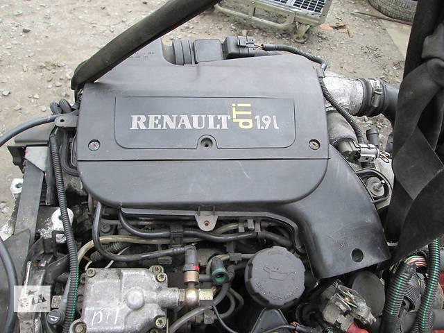 Б/у двигатель для легкового авто Renault Kangoo 1.9 DTI- объявление о продаже  в Ровно