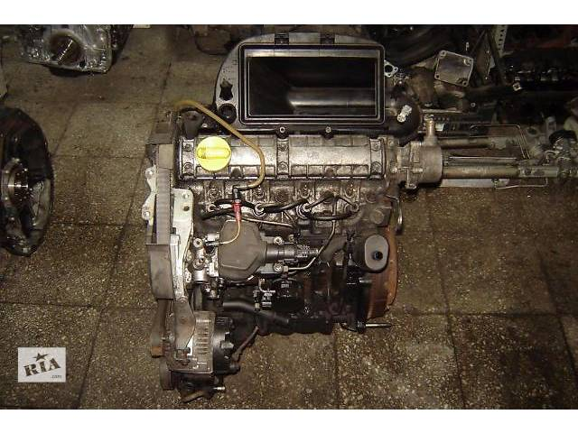 продам Б/у двигатель для легкового авто Renault Kangoo 2001 бу в Львове