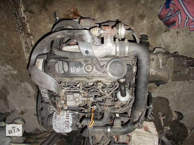 бу Б/у Двигатель Seat Cordoba 1,9tdi № AFN в Стрые