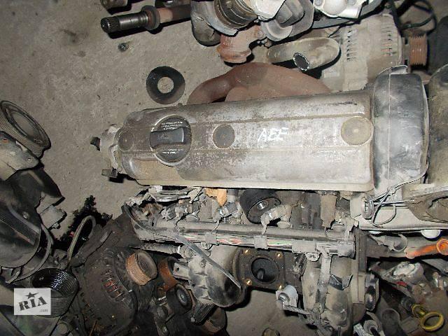бу Б/у Двигатель Seat Leon 1,6 бензин 8V № AEE в Стрые