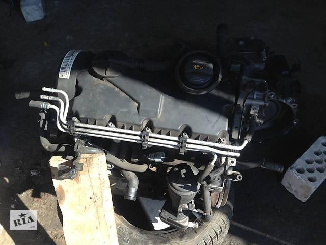 бу Б/у двигатель для легкового авто Skoda Octavia A5 в Виннице