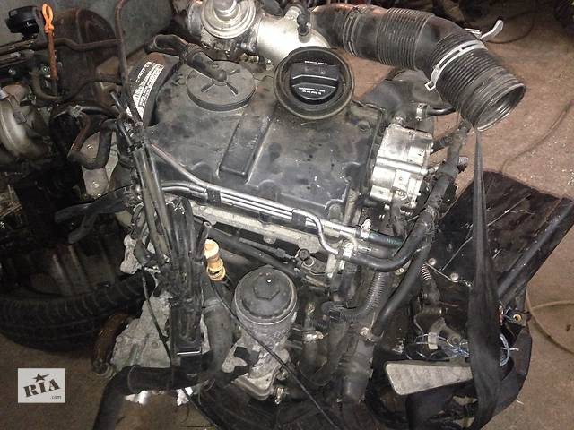 Б/у двигатель для легкового авто Volkswagen Polo- объявление о продаже  в Виннице