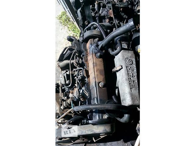 Б/у двигатель для легкового авто Volkswagen T4 (Transporter) 2,4Д- объявление о продаже  в Луцке
