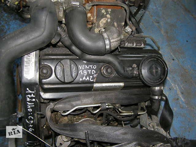 бу Б/у двигатель для легкового авто Volkswagen Vento1,9тд в Луцке