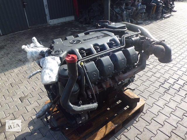 Б/у Двигатель для Mercedes-Benz Actros, ATEGO- объявление о продаже  в Черновцах