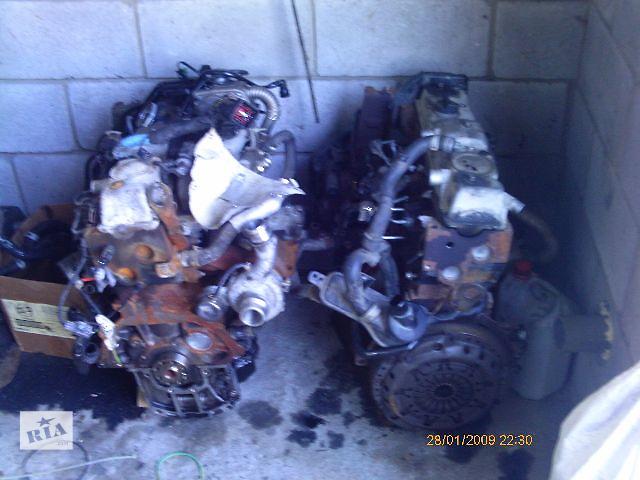 купить бу Б/у двигатель для минивена Ford Tourneo Connect 2007 в Ровно