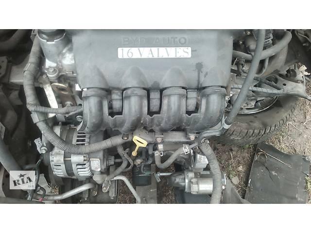 бу Б/у двигатель для седана BYD F 3 в Белой Церкви (Киевской обл.)