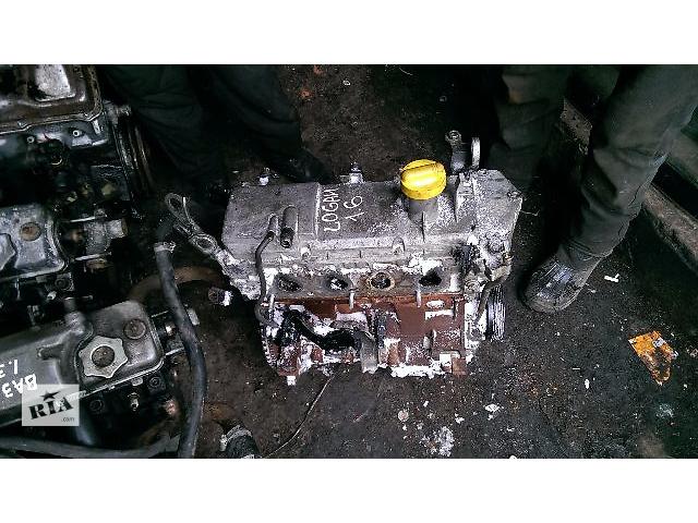 Б/у двигатель для седана Dacia Logan- объявление о продаже  в Житомире