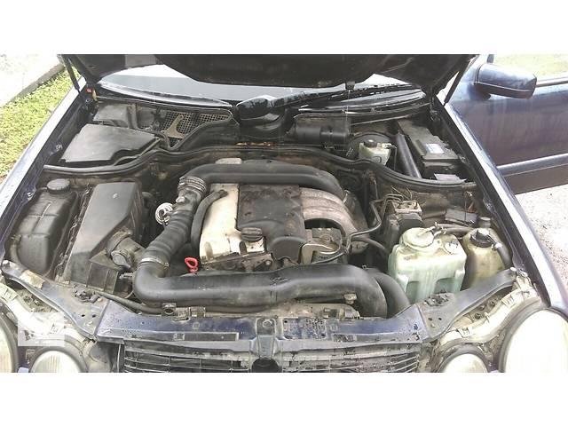 продам Б/у двигатель для седана Mercedes E-Class E290 бу в Стрые