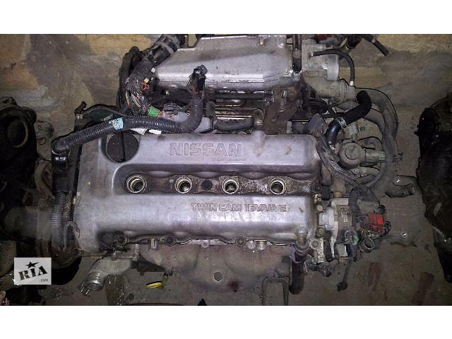 бу Б/у двигатель для седана Nissan Primera 2001 в Одессе