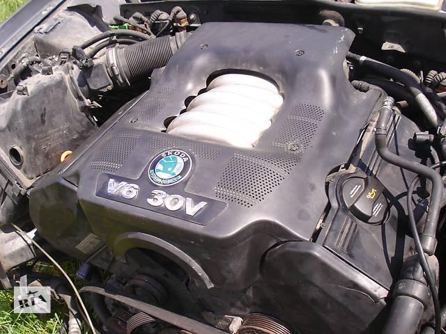купить бу Б/у двигатель для седана Skoda SuperB в Львове