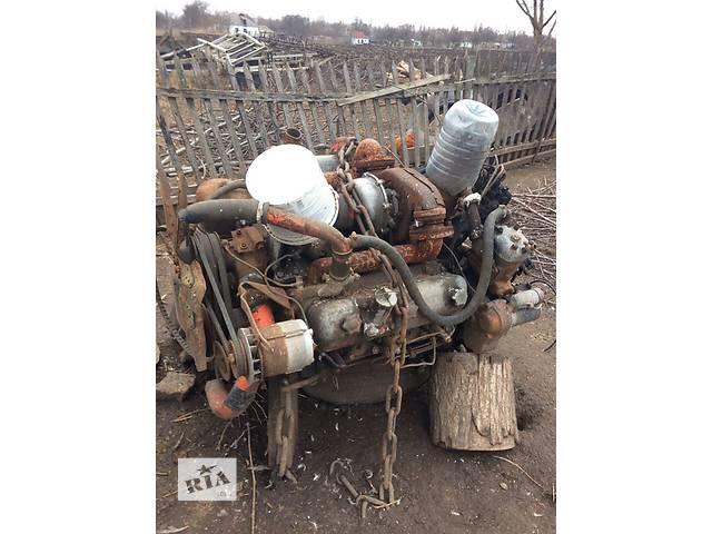 купить бу Б/у двигатель для трактора и другой спецтехники ХТЗ Т-150 в Братском (Николаевской обл.)