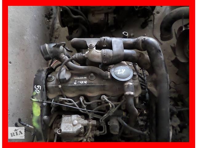 бу Б/у Двигатель Ford Galaxy 1,9tdi № 1Z в Стрые