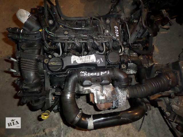 купить бу Б/у Двигатель Mazda 2 1.6 tdci № G8DA 10JB20 в Стрые