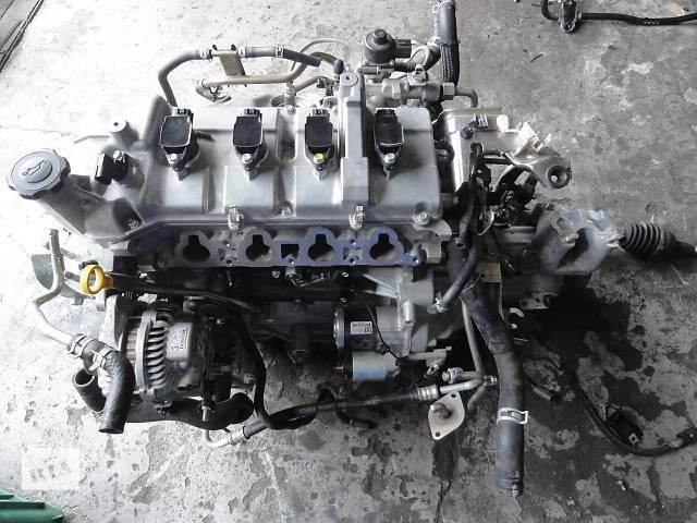 бу Б/у двигатель  Mazda 2 в Киеве
