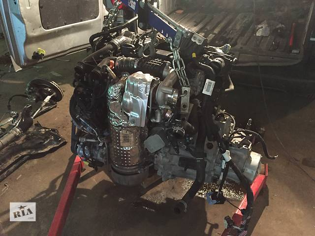Б/у двигатель мотор для микроавтобуса Citroen Berlingo 1.6 hdi- объявление о продаже  в Ковеле