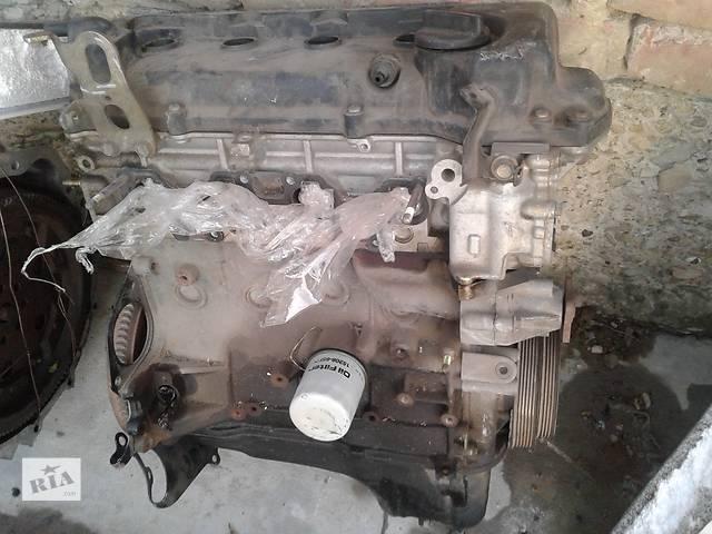 купить бу Б/у двигатель Nissan n16 в Львове