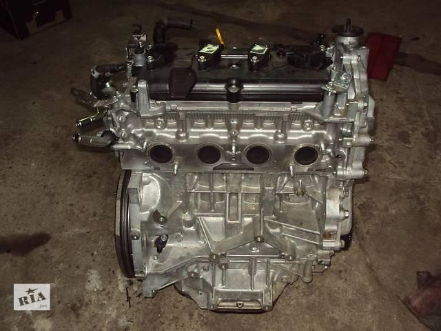 бу Б/у двигатель Nissan Qashqai в Киеве