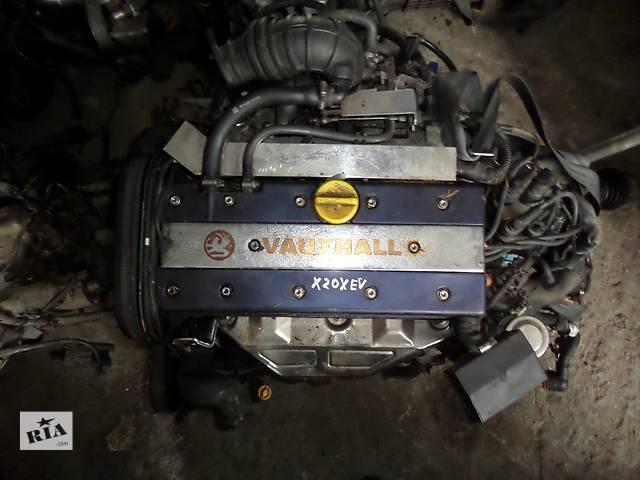 купить бу Б/у Двигатель Opel Calibra 2,0 бензин X20XEV в Стрые