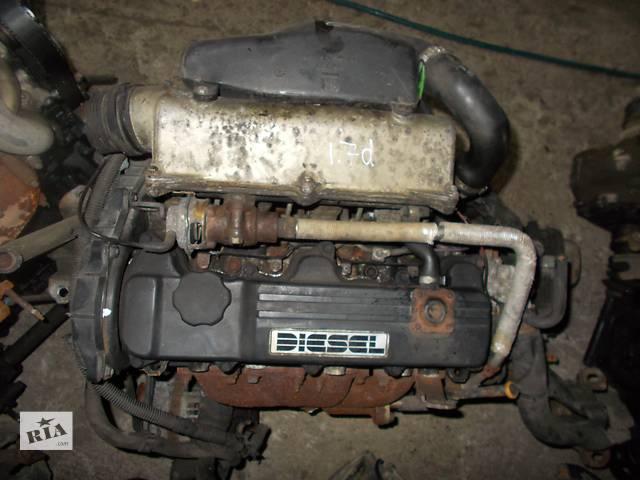 купить бу Б/у Двигатель Opel Combo 1,7d isuzu в Стрые