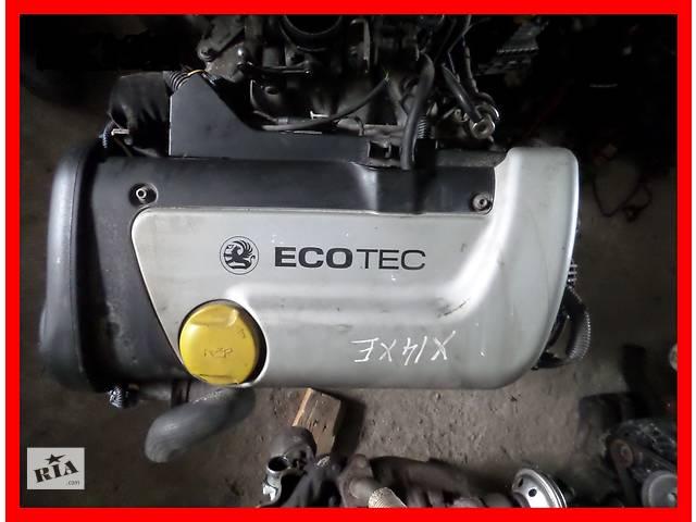 продам Б/у Двигатель Opel Tigra 1.4 бензин № X14XE бу в Стрые