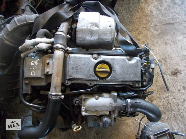 Б/у Двигатель Opel Vectra B 2,2DTI № Y22DTR- объявление о продаже  в Стрые