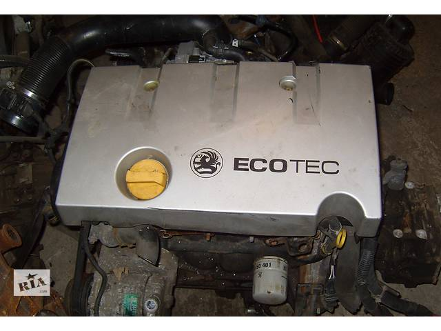 бу Б/у Двигатель Opel Zafira 1.8 бензин № Z18XE в Стрые