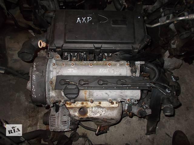 Б/у Двигатель Seat Leon 1,4 бензин 16V № AXP- объявление о продаже  в Стрые