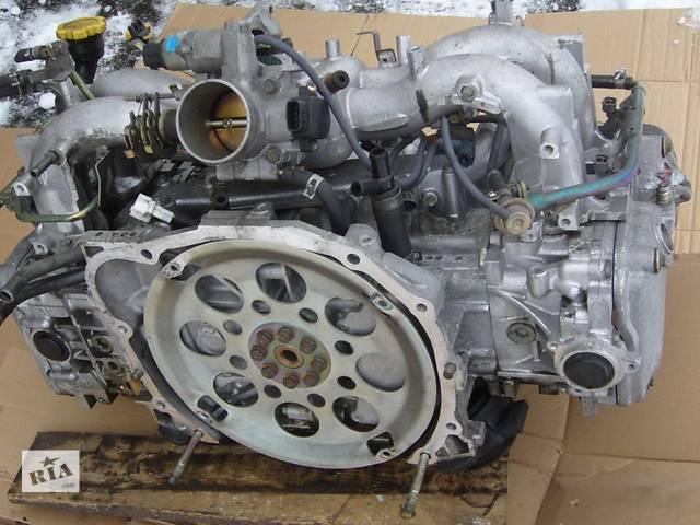 купить бу Б/у двигатель Subaru Outback в Киеве