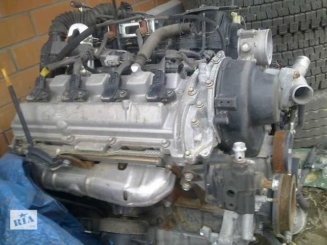 Б/у двигатель Toyota Land Cruiser 200- объявление о продаже  в Киеве